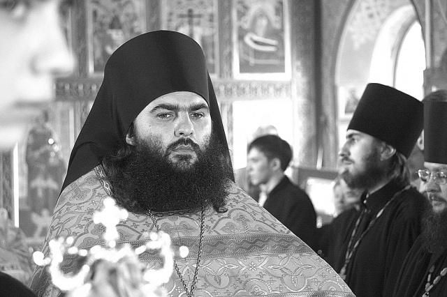ИГУМЕН ПИМЕН (САПРЫКИН) настоятель свято-пантелеимоновского мужского монастыря