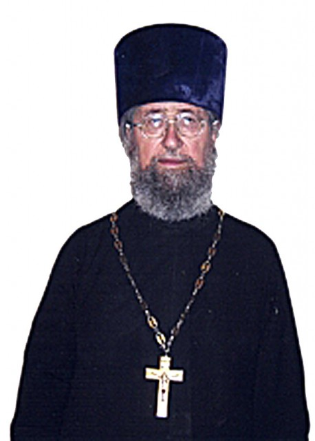 Протоиерей Сергий Резников