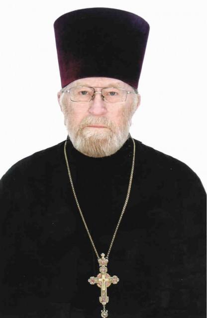 Протоиерей Алексий Курлюта