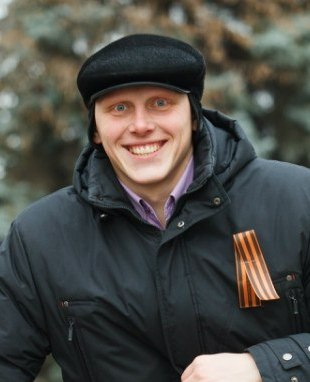 Александр Пышинский, сотрудник Кемеровского епархиального управления