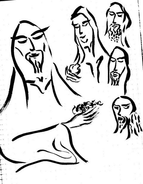 Авва Аполлос и его братья