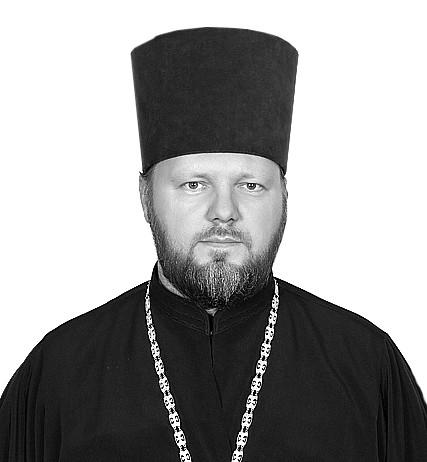 ПРОТОИЕРЕЙ Константин Добровольский  настоятель кафедрального собора