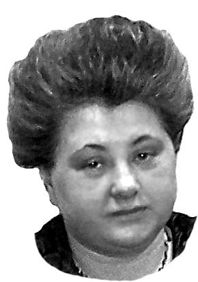 Елена Микушина  помощник благочинного церквей I Ленинск-Кузнецкого округа