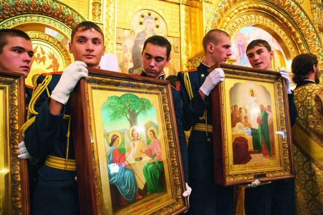 Встреча со Святейшим Патриархом Кириллом – радостное и долгожданное событие для всех верующих региона