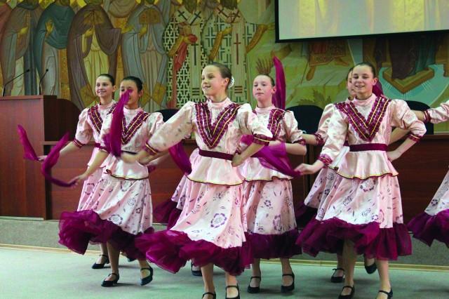 В Кемерове прошёл ежегодный Архиерейский пасхальный приём
