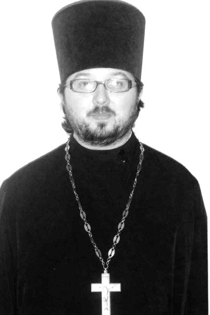 Заместитель председателя Комиссии по канонизации святых Кемеровской епархии протоиерей Максим Мальцев
