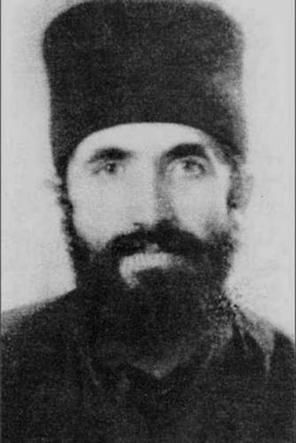 Молодой монах Паисий