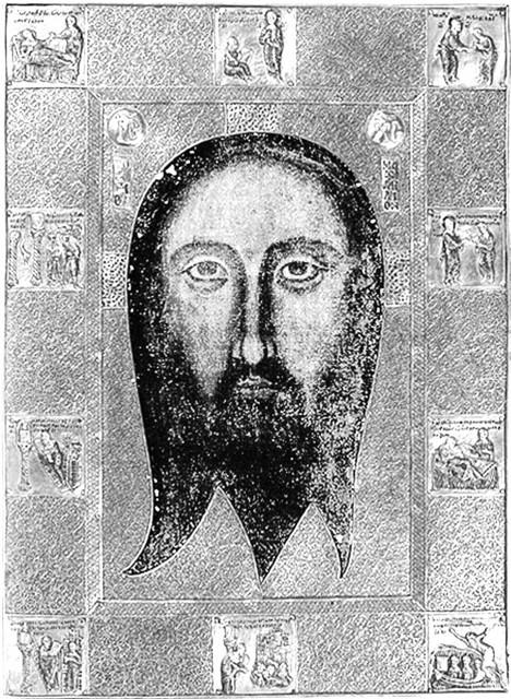 Спас Нерукотворный. г. Генуя, Армения