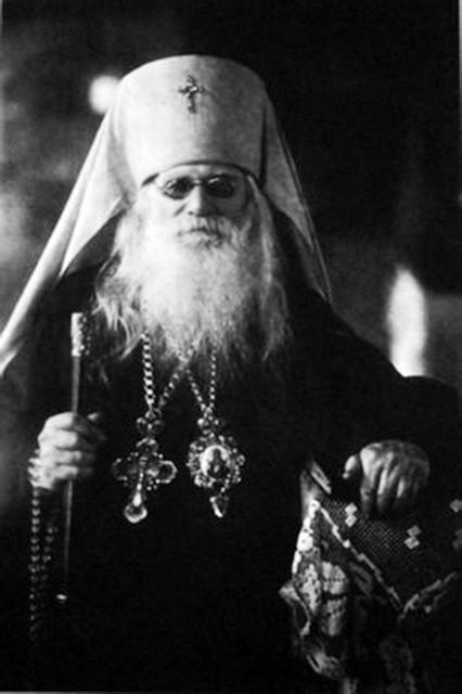 Первый Новосибирский митрополит владыка Никифор