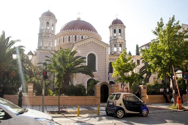 Храм святителя Григория Паламы
