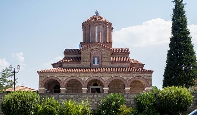 Женский монастырь Иоанна Богослова в Суроти