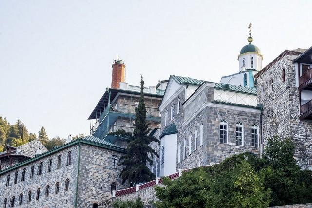 Храм Свято-Пантелеимонова монастыря